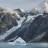 Greenland glacier w